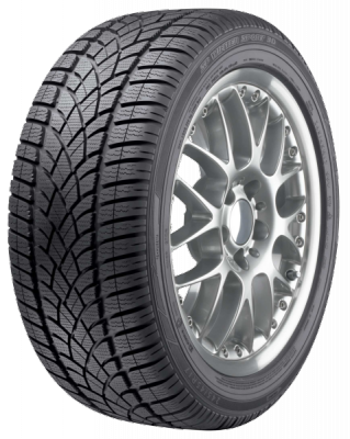 SP Winter Sport 3D ROF Tires